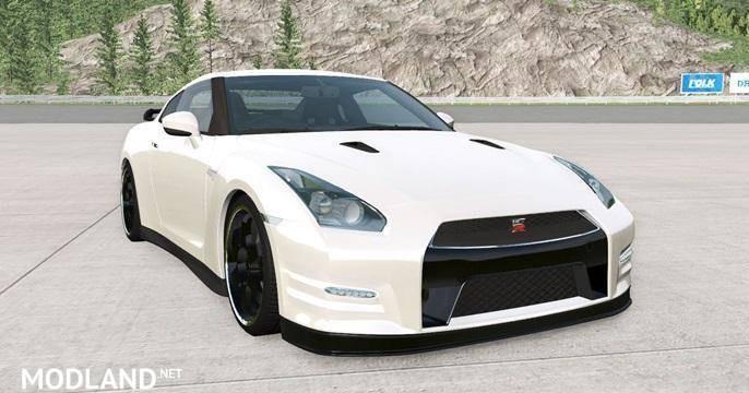 Nissan GT-R Egoist (R35) 2011 [0.12.0]